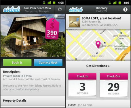 Airbnb-Mobile-App